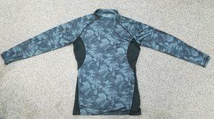 ワークウェアのロングTシャツ